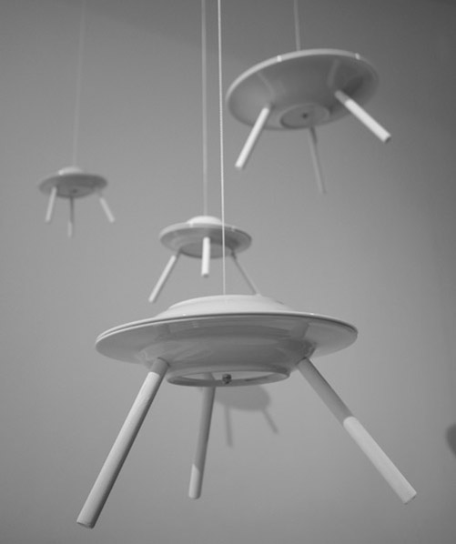 Flying Saucers, Made in Germany