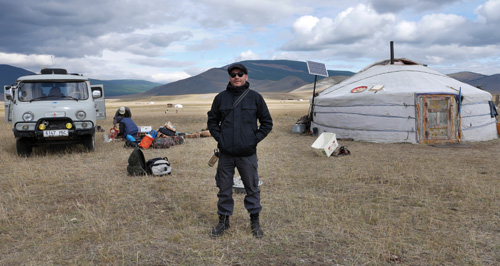 Remote Fieldwork Mongolia